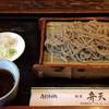 手打そば 駅前弁天 - 料理写真:もり蕎麦 650円