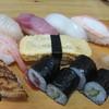 一平寿司 - 料理写真:ランチ盛り合わせ寿司