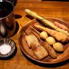 HANA - 料理写真:おすすめ串カツ!