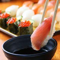 寿司・焼肉・デザートなど最大130種以上の食べ放題♪