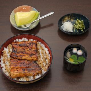 あつみ - 料理写真:うな丼 3,000円