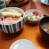 寿し割烹 美咲   - 料理写真:ちらし(2014.07)