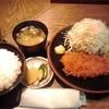 とんかつ さくら亭 - 料理写真:とんかつ定食 980円(税込)(2014年11月1日撮影)