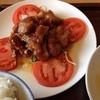 ドッグランアンドカフェ さくら - 料理写真:チキンの揚げ物、とても美味しかったです。