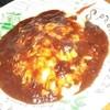 セントポーリア - 料理写真:半熟オムライスハヤシソース