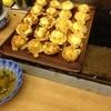 幸楽 - 料理写真:おばちゃんの作る明石焼き。 かりっふわっとろっ! 文句無し!