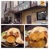 カトマンドゥカリーPUJA - 料理写真:甲子園口バル3軒目 カレー・ネパール料理・ナン=ワンコイン カボチャのカレーは甘口でした