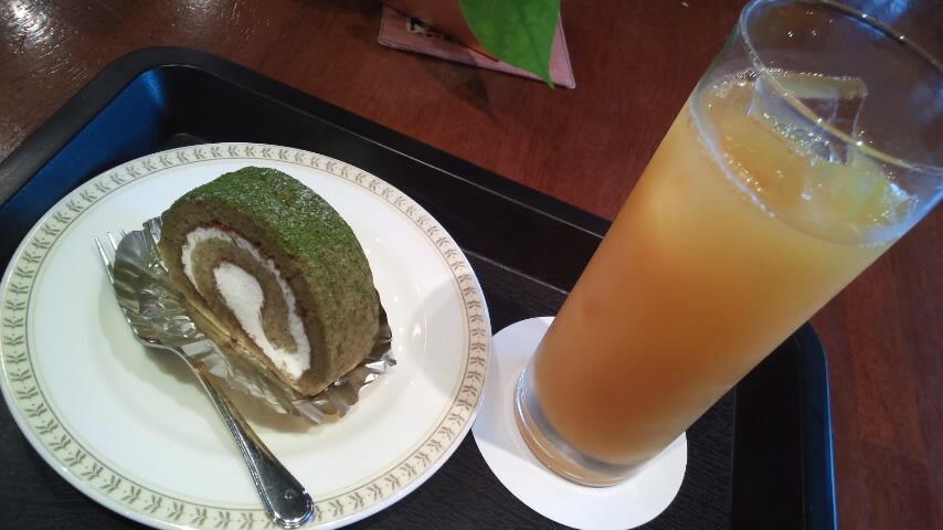 竹の丸カフェ