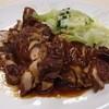 ユインチホテル南城 - 料理写真:チャーシューたっぷりに,ゆで野菜