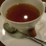 マジックス・キッチン - 食後に紅茶の選択肢