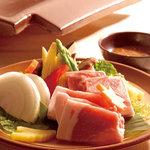 常磐ホテル - 料理写真: