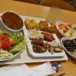 パークレストラン - 土日祝のランチバイキング