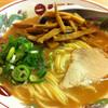 天下一品 - 料理写真:こってりラーメン(メンマトッピング)_2014年11月
