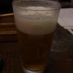 空海 - 生ビール