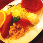 珈琲館 くすの樹 - 珈琲館くすの樹@西東京市モーニングサービス650円近景