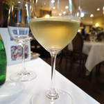 横濱元町 霧笛楼 - Bourgogne Blanc Les Champlains (2014/10)