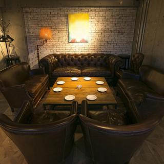 パーティーするならfranky!!満足の空間とお食事♪♪
