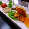 珈音 - 料理写真:前菜(ランチのA野菜たぷり旬菜プレート)
