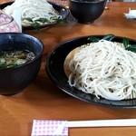 五色庵 - 鴨つけ汁蕎麦 1500円