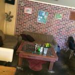 マザームーンカフェ - ソファ席もありますo(*'▽'*)/☆゚'