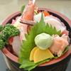 優寿司 - 料理写真:ちらしランチ-1100円 (2014.10)