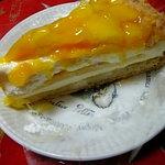 東方美人 - アップルマンゴーのケーキ