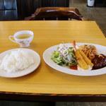やまねこ - 料理写真:洋食 やまねこ(やまねこランチ)