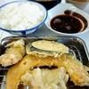 天ぷら 卯 - 料理写真:とり天定食(1皿目)