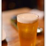 燻製と地ビール 和知 - 京都町家麦酒 はんなりIPA 2014.11