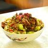 波止場食堂 - 料理写真:肉そば650円