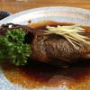 見晴亭 - 料理写真:黒むつ煮付け