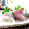 魚・食・笑 ちょうど - 料理写真:釣り魚お刺身盛り合わせ