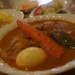 チャンドリカ - 料理写真:スープカレーセット