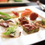 イル・クッチョロ - 「前菜の盛り合わせ」