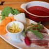 菜月 - 料理写真:女子会「トマト鍋」