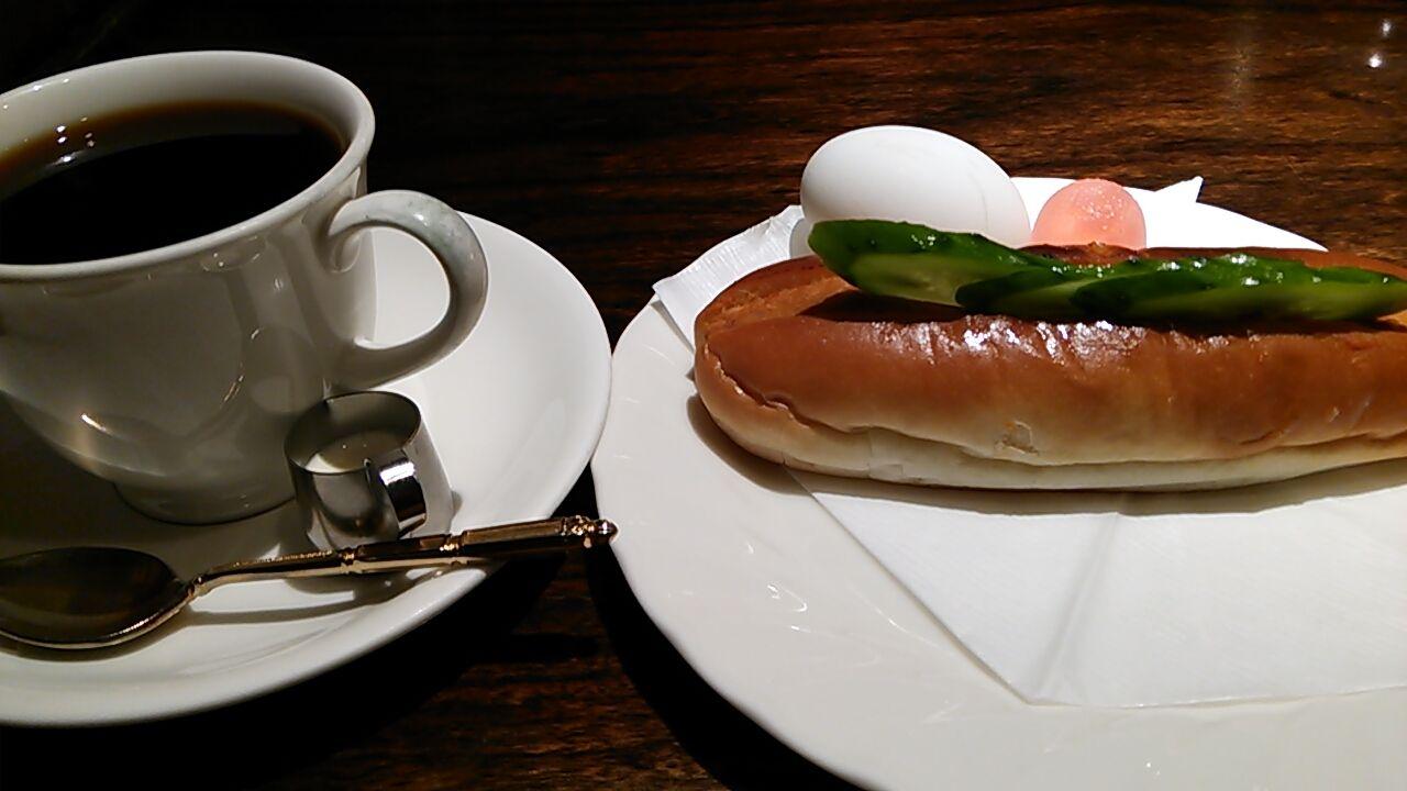 カフェ・ド・ブルボン