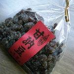 中山豆店 - 小豆甘納豆100g170円