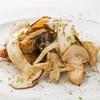 ヌーベルシノワ醐杜羽 - 料理写真:松茸の香りが食欲をそそる『松茸と金華豚の黒胡椒炒め』