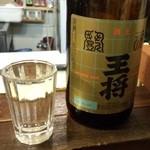 常蔵 - 日本酒(本醸造の王将)