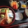 吉野寿司 - 料理写真:ちらし定食 850円