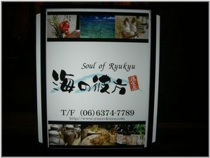 soul of okinawa 海の彼方