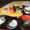 九十九里倉庫 - 料理写真:刺身定食 1000円 (2013/12) (^^