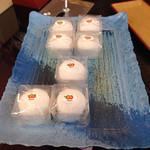 御菓子司 とらや山本 - 料理写真:みかん大福