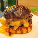 ハングリーヘブン - 料理写真:チーズチーズチーズ(1150円)