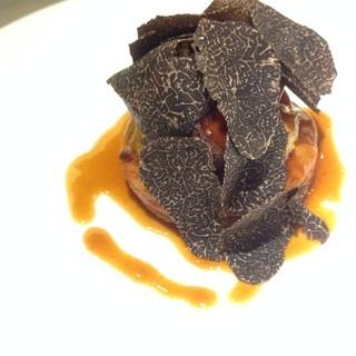 スゥリル - 料理写真:キャベツとフォアグラのキッシュ