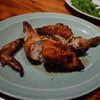 赤ひげ居酒屋 - 料理写真:若どり半身焼き850円