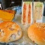 ますやパン 本店