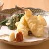 河豚鮮 - 料理写真:ふぐの天ぷら