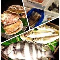 ハマの市場で、毎日新鮮なお魚を調達!!