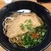 あそこ - 料理写真:きつねうどん(細麺):かつおダシが強めです